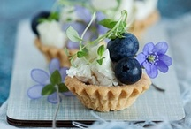pick me desserts / fresh and fabulous additions