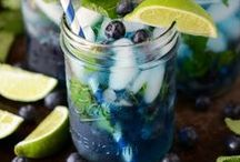 drink in the flavors... / beverages made beautiful