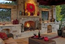Outdoor fire pits and other cool sutff outside / by Denise Johnson
