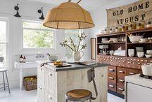 Home Decor / Modern country/Rustic Decor