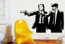 Wall Vinyls Decals