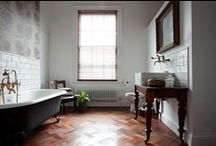 My Home - Bathroom / Ideas and Inspiration for our Bathroom Decor