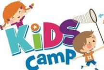 Kids' Camp / Have a little fun out of the sun with our upcoming summer camp!