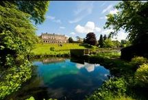 Romantic UK Hotels / Treat your date to a romantic night or weekend away at one of these beautiful hotels in the UK.