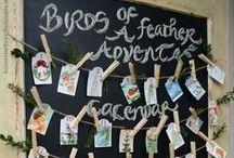 birds of a feather advent calendar