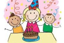 Kids' Birthday Party / Come celebrate YOUR special day in our studio!