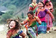 People & Culture around our world / diverse people, diverse culture.  every life is precious.
