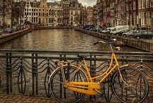 Amsterdam / One of my favourite cities