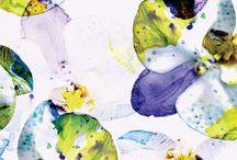 Flowers Kids / Print