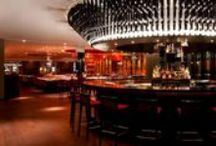 Swanky London Bars / If you are single in London and want to impress your date why not take them to one of these swanky London bars.