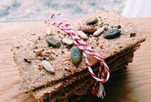 Recepten: brood en crackers zonder tarwe