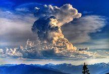 Clouds / Clouds, mine..