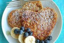 recepten: gezonde ontbijtjes