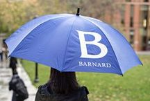 Barnard Gear / Our students, faculty, staff, and alumnae showing off their Barnard gear on campus and across the globe. #barnard #barnardstore