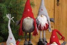 Christmas elf .•*¨`*••..•.¸☆ Vianočný škriatok