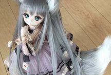 Куклы аниме 0о0