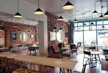 Coffee Shop Design / by Frida Gato