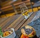 Scottish food @AmberRestaurant / Scottish produce is some of the best in the world - Amber Restaurant at the Scotch Whisky Experience showcases it to perfection. Explore the dishes, drams and desserts on offer at our beautiful onsite restaurant.