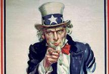 Propaganda Wars  / Wartime Posters and Propaganda  / by Ben Stradley