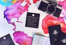 Ideas for...travelling