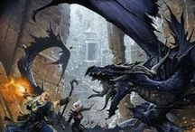 Dragons / the coolest dragons ever