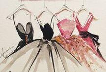 Art | Fashion Illustration / by Arina Rice