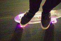 Skateboards / I live and breath skateboarding.  / by Amy XOX