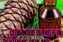 Essencial Oils & healing properties