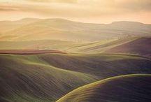 Krajobrazy... Landscapes