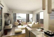 Kati új lakás / Ötletek