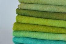 Vihreä - green - grön - verde - vert - roheline - / Vihreä on lempivärini ja siitä siniseen petroliin vivahtavat sävyt... eli ei kait tää sen enempiä selittlyjä kaipaa...