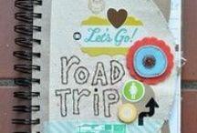 USA Road Trip Project / by Frida Gato