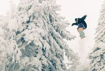 Snowspiration / Snowspiration board full of pins about amazing snow travel destinations and ski holidays!