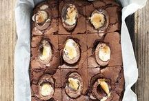 Easter Baking / Delicious treats to bake around Easter and Spring!