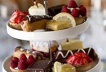 Afternoon Tea / Beautiful afternoon teas and ideas if you wanted to creat an afternoon tea yourself at home!