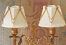 """Shaded Cordless Lamps / Standard lamps 10-13"""" H Mini lamps 6-10"""" H  Lamp finishes include: Silverplate, Brass, Bronze, Crystal, Antiqued/hand painted, Wrought Iron, Nickel and Satin Pewter, home decor, lamps, home decor, wedding decor, corporate lighting, corporate event lighting, corporate event lamps, centerpieces, wedding centerpiece, event centerpiece, centerpiece, lighting, table lighting, home lighting, centerpiece lighting, restaurant lighting, interior design"""