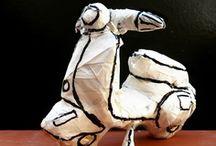 3D - Sculpture (my works)