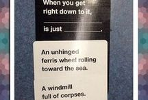Amusing / by Melissa O