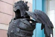 Sculpture & such