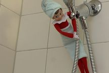 Elf on the shelf / by Avy Girl