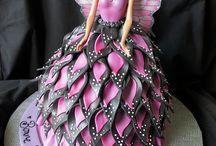 Doll cake / Barbie cake