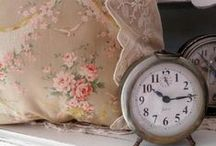 Clocks....as time fly by .....