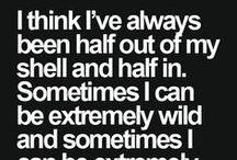 1. Me, myself and I