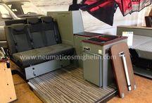 Zonacamper accesorios by Neumáticos Mighelin / Camper