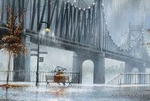Rain Photo / Art : Jeff Rowland