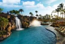Star Dream Destinations / Why work when you can just daydream of vacations instead