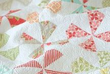 Quilts - Pinwheels