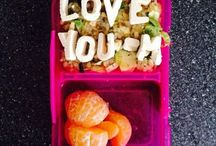 Bento / Bento boxes: bringing love and sunshine to a lunch near you