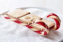 Leckeres aus der Weihnachtsbäckerei / Leckere Kleinigkeiten zu Weihnachten: Kekse, Plätzchen, Pralinen und mehr. Weihnachtliches mit dem besonderen Etwas.