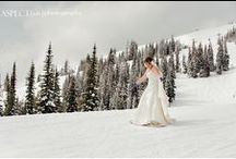 Sun Peaks ski Resort / I love shooting on Sun Peaks, any season, any type of session.  It's always beautiful there, the blend of natural vistas, mountians and the quaint village are a photographer's dream!